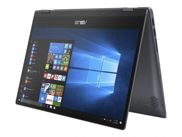 "ASUS VivoBook Flip 14 TP412FA XB56T - 14"" - Core i5 10210U - 8 G (TP412FA-XB56T)"