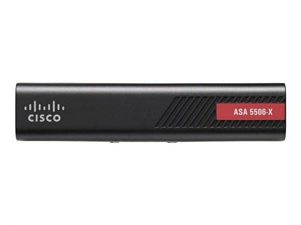 Cisco ASA 5506-X with FirePOWER Services - security appliance (ASA5506-K9)