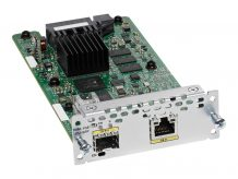 Cisco WAN Network Interface Module - expansion module - combo  (NIM-1GE-CU-SFP=)