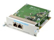 HPE - expansion module - 10Gb Ethernet x 2 (J9732A)