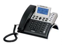 Cortelco 12 Series 121100TP227S - corded phone with caller ID/call wa (ITT-1211)