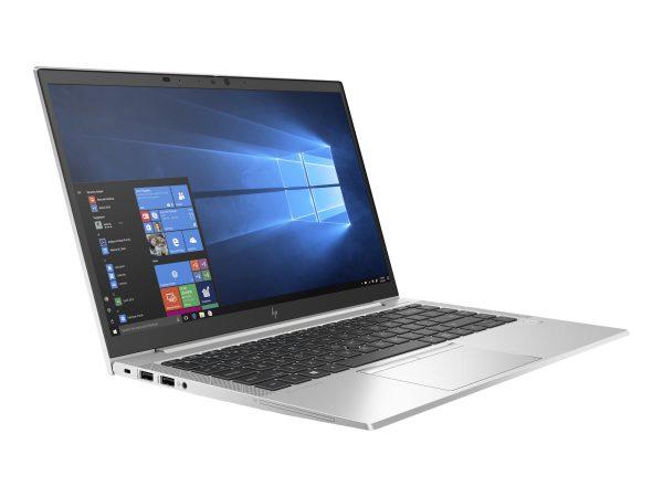 "HP EliteBook 840 G7 - 14"""" - Core i7 10610U - 16 GB RAM - 512 GB SS (1C8N0UT#ABA)"