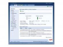 APC Network Management Card 2 - remote management adapter - SmartSlot - (AP9630)