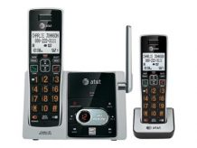 AT&T CL82213 - cordless phone - answering system with caller ID/ca (ATT-CL82213)