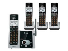 AT&T CL82413 - cordless phone - answering system with caller ID/ca (ATT-CL82413)