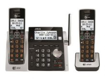 AT&T CL83213 - cordless phone - answering system with caller ID/ca (ATT-CL83213)