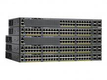 Cisco Catalyst 2960X-48LPD-L - switch - 48 ports - managed - (WS-C2960X-48LPD-L)