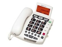 ClearSounds WCSC600 - corded phone with caller ID/call waiting (CLS-WCSC600)