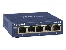 NETGEAR GS105 - switch - 5 ports (NET-GS105NA)