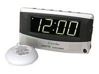 Sonic Boom Alarm Clock SBR350ss - clock radio (SA-SBR350SS)