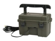 Stealth Cam 12V external battery pack - + AC power adapter - lead ac (STC-12VBB)