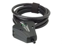 Stealth Cam Python security cable lock (STC-CABLELOCK-BLK)