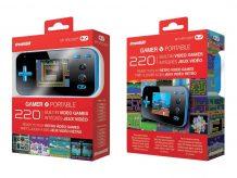 dreamGEAR Gamer V Portable - 220 built-in games - handheld electr (DG-DGUN-2888)