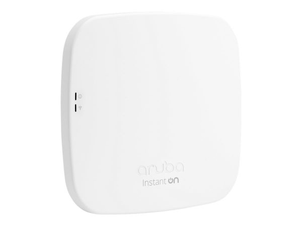 HPE Aruba Instant ON AP12 (US) Indoor AP with DC Power Adapter and Cord (R3J23A)