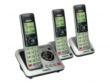 VTech CS6629-3 - cordless phone - answering system with caller ID/ (VT-CS6629-3)