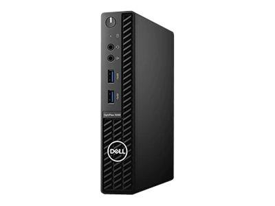 Dell OptiPlex 3080 - micro - Core i5 10500T 2.3 GHz - 8 GB - SSD 256 GB (H1D72)